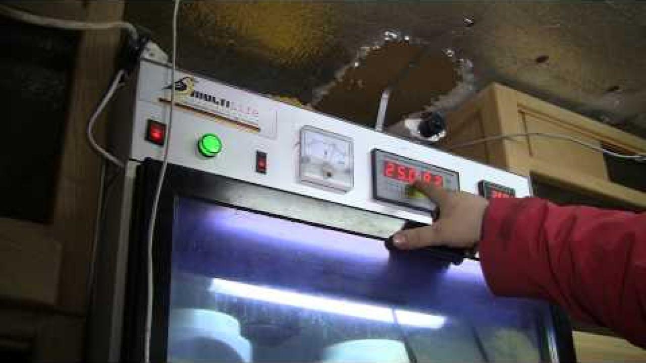 Выводной инкубатор MultiLife-600
